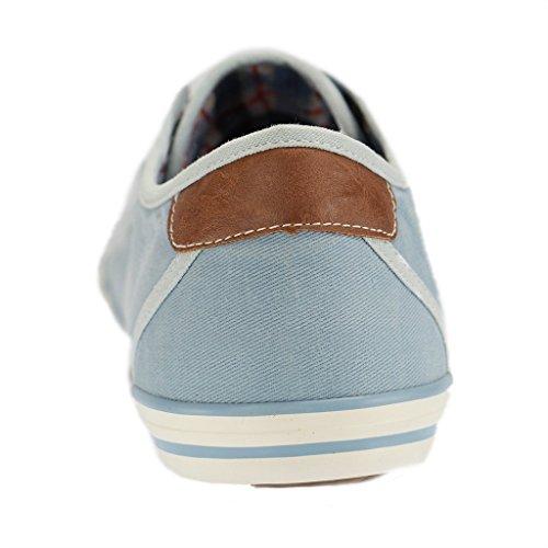 706 Blau Infilare Sneaker Donna 832 401 pastellblau 1099 Mustang qwf7T7