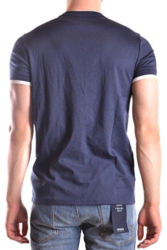 Armani Jeans Herren 3Y6T306JPRZ1541 Blau Baumwolle T-Shirt
