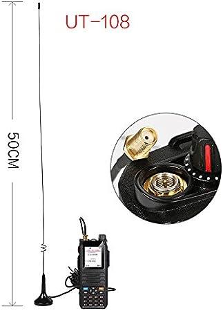 Mobilantenne 2m 70cm Easytalk Ut 108uv Duoband Vhf Uhf Elektronik