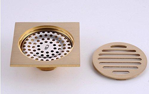 Inodorante de cobre completo, a prueba de insectos y de fugas en ...