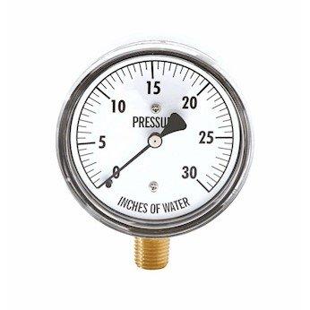 Cole-Parmer Pressure Gauge ~ 1/4