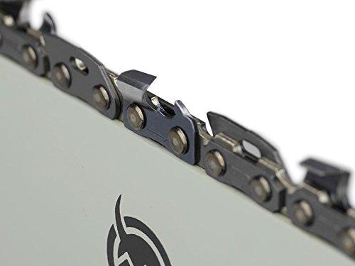 45cm Sä genspezi Kette (Halbmeiß el) 3/8'P 62TG 1, 3mm passend fü r Makita UC4530A Sägenspezi