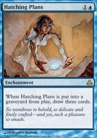 Hatching Plans - Magic: the Gathering - Hatching Plans - Guildpact