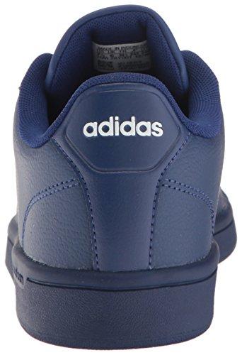 Adidas Originals Womens Cloudfoam Advantage Sneakers Moda Pulita Unità Inchiostro / Unità Inchiostro / Bianco