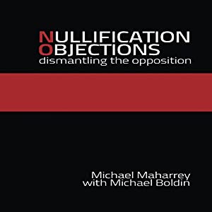 Nullification Objections Audiobook
