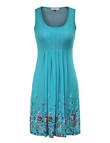 Length Beach Dress - 9