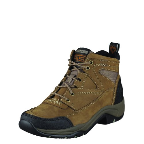 - Ariat Women's Terrain Hiking Boots, Taupe - 10.5 B(M) US