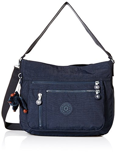 Handbag Hobo Elody Convertible Blue True Black Kipling qfwPCxaqI