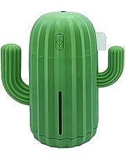 USB Cactus Air Humidifier Aromatherapy Diffuser Mist Maker Fogger Mini Aroma Atomizer Car Essential oil diffuser