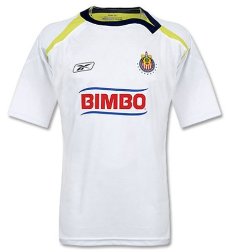 Chivas Away Jersey  (White, Large)