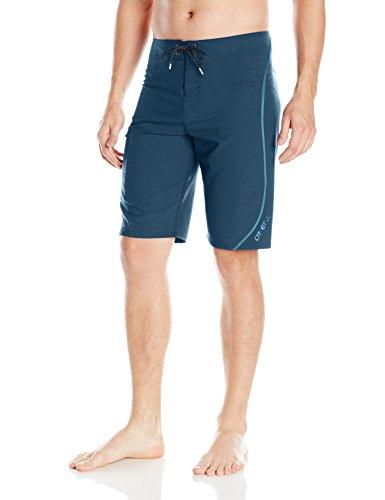 O'Neill Men's Hyperfreak S-seam Quick Dry Stretch Boardshort, navy, 31 from O'Neill
