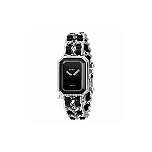 Chanel Premiere Black Dial Ladies Watch H0451