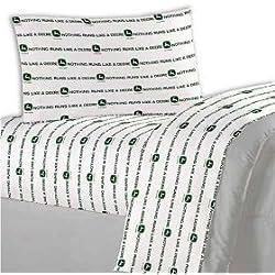 John Deere Tractor Pillowcase 8420