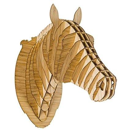 Amazon com: Cardboard Safari Bamboo Plywood Animal Taxidermy Horse