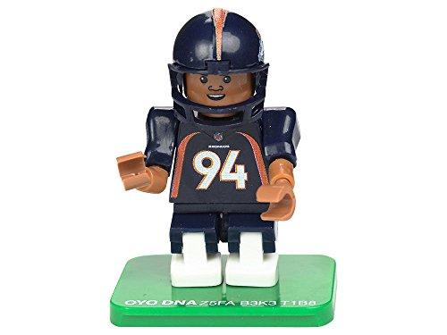 Demarcus Ware OYO NFL Denver Broncos G2 Series 1 Mini Figure Limited Edition