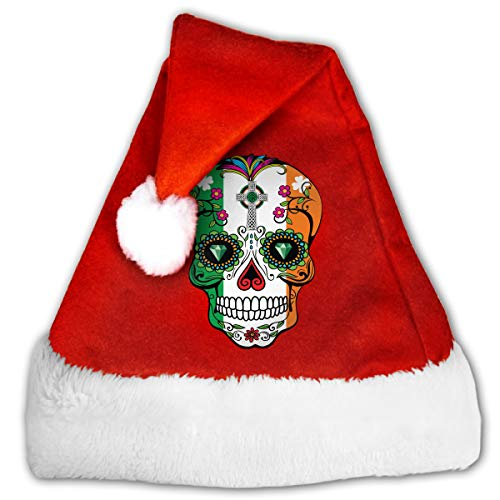 Unisex Christmas Santa Hat for Holiday Party Events