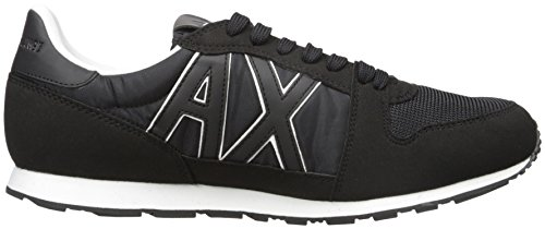Exchange Fashion Retro Running Nero Armani A X Sneaker Men Sneaker 0Tq1gEw