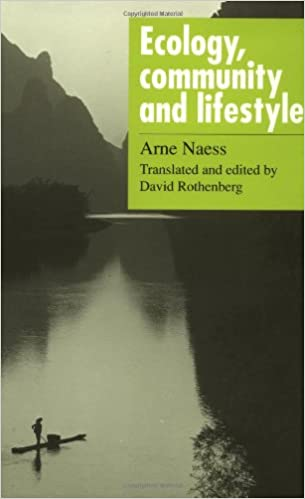 Naess Ecology Community cover art