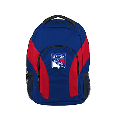 The Northwest Company Officially Licensed NHL New York Rangers Draftday Backpack by The Northwest Company