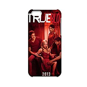 Generic Quilted Phone Case For Children For 5C Iphone Print With True Blood Choose Design 1-4