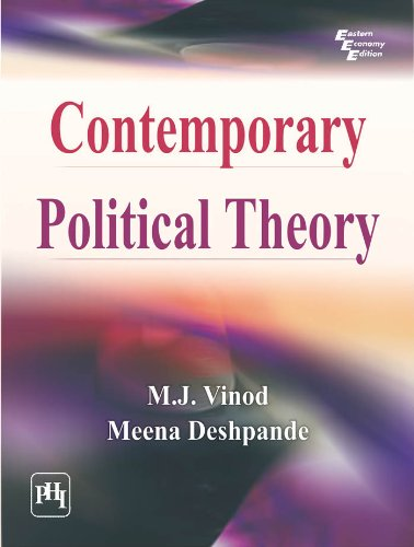 Download Contemporary Political Theory ebook