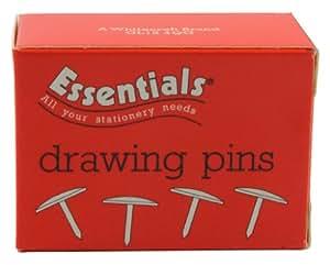 Essential 34241 - Chinchetas de metal (Pack de 100)
