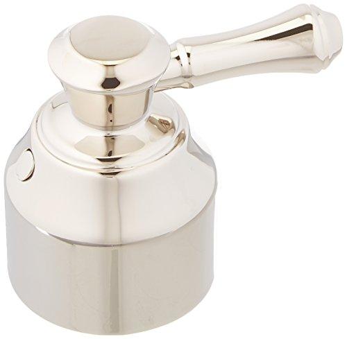 Delta Faucet H597PN Cassidy Single Lever Bath Diverter/Transfer Valve Handle Kit, Polished Nickel