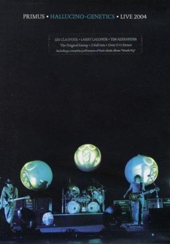 Primus - Hallucino-Genetics Live 2004 (DVD)