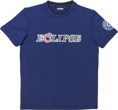 エクリプス(ECLIPSE) ラッシュガードTシャツ ネイビー Mサイズの商品画像
