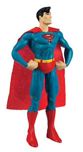 NJ Croce Classic Superman Bendable Figure