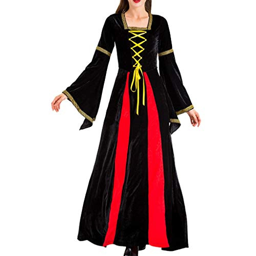 Homemade Corpse Costumes - LODDD Women 2 Piece Magic Witch