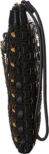 LOVE Moschino Women's Crossbody Chain Strap Fantasy Black One Size by Love Moschino (Image #2)'