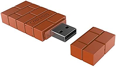 Leoie Portable 8Bitdo USB Wireless Bluetooth Adapter Gamepad Receiver
