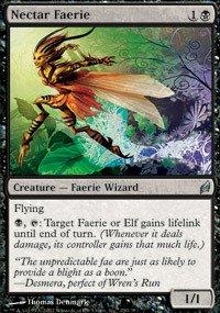 Magic: the Gathering - Nectar Faerie - - Nectar Card New