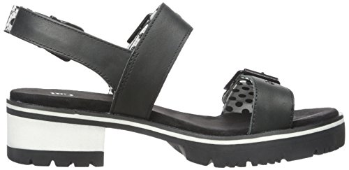 Caterpillar Women's Rumor Platform Sandal Black kgDqR