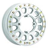 "Method Race Wheels 401-R UTV Beadlock Raw Machined 15x5"" 4x136"", 46mm offset 4.9"" Backspace, MR40155047346B2"