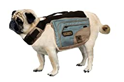 Outward Hound Kyjen   Excursion Dog Backpack, Small, Colors Vary