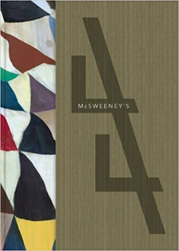 Mcsweeneys Issue 44 Timothy Mcsweeneys Dave Eggers Jessica