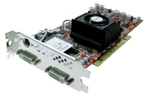 ATI FireGL X1-256p FireGL 9700 256MB 256-bit DDR AGP Pro 4X/8X Workstation Video Card