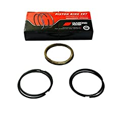 Diamond Power E633 Daewoo Leganza 2.0L DOHC Piston Rings