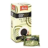 MLA75413 - Melitta Coffee Pods, 18 Coffee Pods / Breakfast Blend Decaf