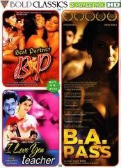 B A  Pass   Bp Best Partner   I Love You Teacher  3 In 1 Dvd Without Subtitle  By Shilpa Shukla