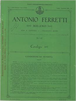 Catalogo 105 Mobili Classificatori Scrivanie Cartelliere Librerie Mobili Per Ufficio Ecc Amazon De Antonio Ferretti Milano Bucher
