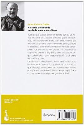 Historia del mundo contada para escépticos Divulgación: Amazon.es ...