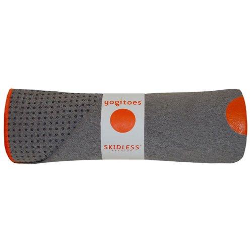 Yogitoes Yoga Mat Towel, Stone