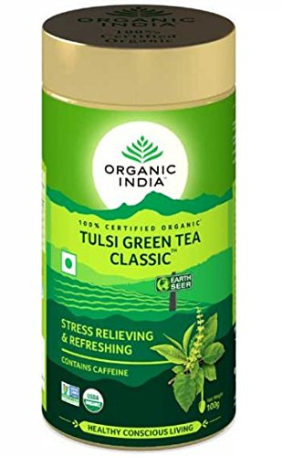 Organic Tulsi Green Classic Pack product image