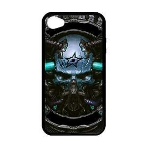 Custom NHL Dallas Stars Iphone 4 4S Silicone Case