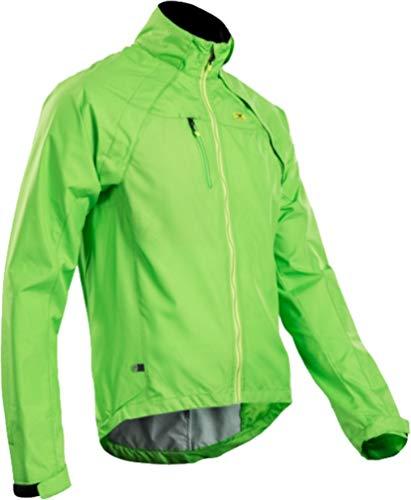 Sugoi Men's Versa Evo Jacket, Large, Berserker Green