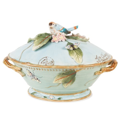 Tureen Large - Toulouse Collection, Tureen with Ladle