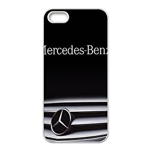 DASHUJUA Mercedes-Benz sign fashion cell phone case for iPhone 5S